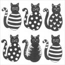 Six Cats  Art.Nr.: 1331527