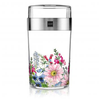 Snack2Go Glass Floriculture